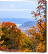 Fall Extreme Canvas Print