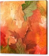 Fall Impressions V Canvas Print