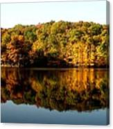 Fall In Indiana Canvas Print