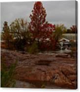 Fall On The Llano Canvas Print