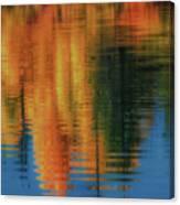 Fall Palette  Canvas Print