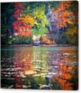 Fall Radiance Canvas Print
