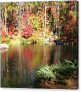 Fall Reflections Canvas Print