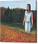 Fall Shadows Canvas Print