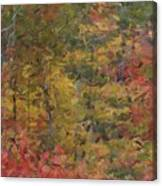 Fall Tapestry Canvas Print