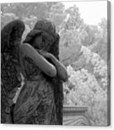 Fallen Angel Canvas Print