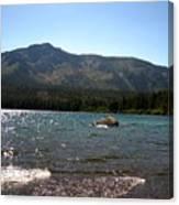 Fallen Leaf Lake - South Lake Tahoe Canvas Print