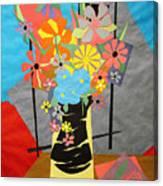 Fallen Rose     Canvas Print