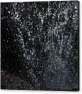 Falling Cavern Cascade Watkins Glen Canvas Print