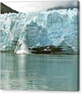 Falling Ice 8421 Canvas Print