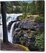 Falls 3 Canvas Print