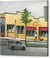Falls Church Canvas Print