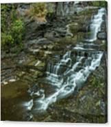 Falls Creek Gorge Trail Canvas Print
