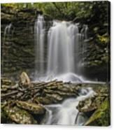 Falls Of Hills Creek 2  Canvas Print