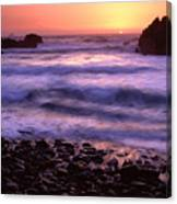False Klamath Cove Canvas Print