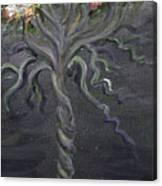 False Teaching Canvas Print