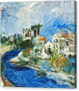 Famagusta Canvas Print