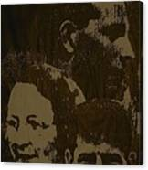 Family Portrait Canvas Print