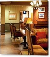 Family Room For Performers Grand Ole Opry House, Nashville, Tennessee Canvas Print