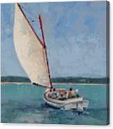 Family Sail Canvas Print