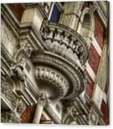 Fancy Balcony Canvas Print