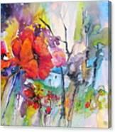 Fantaquarelle 01 Canvas Print
