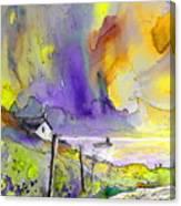 Fantaquarelle 03 Canvas Print