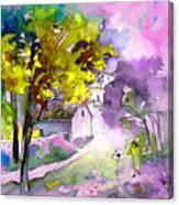 Fantaquarelle 06 Canvas Print