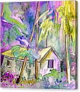 Fantaquarelle 08 Canvas Print
