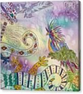 Fantasia Fantasy Canvas Print