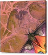 Fantasmoth 2 Canvas Print