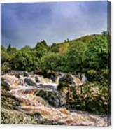 Fantastic River Canvas Print