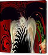 Fantasy Abstract Canvas Print