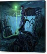 Fantasy Creatures 3 Canvas Print