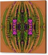Fantasy Garden Five Canvas Print