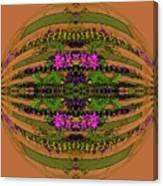 Fantasy Garden Six Canvas Print