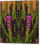 Fantasy Garden Two Canvas Print