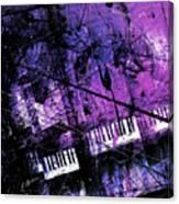 Fantasy In F Minor Canvas Print