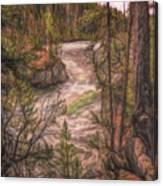 Fantasy Land Canvas Print