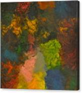 Fantasy Of Colors Canvas Print