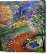 Fantasy Path Canvas Print