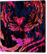 Fantasy Tiger 1 Canvas Print