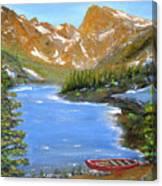 Far From La, 16x20, Oil, '08 Canvas Print