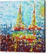 Faraway/sold Canvas Print