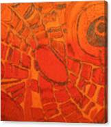 Farfalla Canvas Print