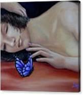 Farfalla - Butterfly Canvas Print