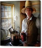 Farm - Farmer - The Farmer Canvas Print