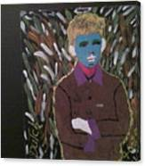 Farm Boy Canvas Print