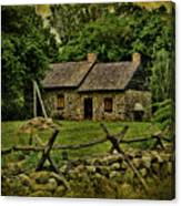 Farm House Canvas Print