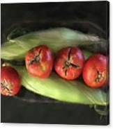 Farm Produce Canvas Print